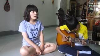 Baby I Love You - Tiffany Alvord (Hoàng Ham Hố - Sữa Bắp cover)