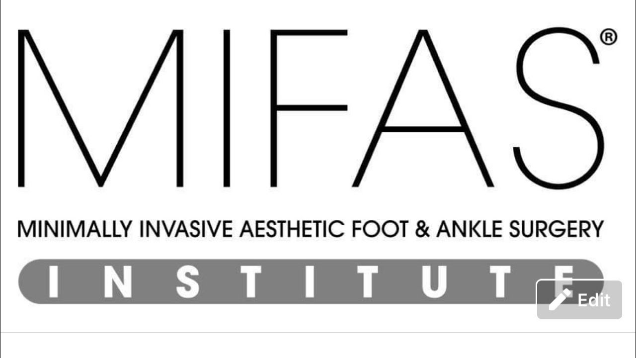 MINIMALLY INVASIVE FOOT SURGERY ANNOUNCEMENT