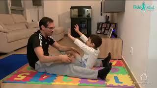 Pilates en Casa - Rutina para Niños con Hugo /1