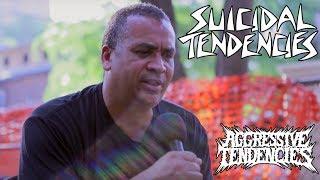 Suicidal Tendencies talk Dave Lombardo, Brooks Wackerman, Ben Weinman | Aggressive Tendencies