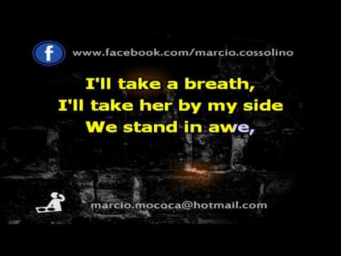 Creed - With Arms Wide Open - Karaoke