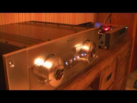 Marantz CD-94 Ultimate upgraded Double Crown DAC / Musical Fidelity Tri-Vista