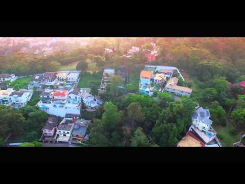 Vídeo feito com Drone na Zona Norte de São Paulo.