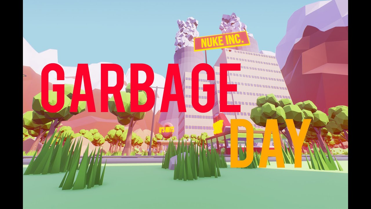 Garbage day descargar
