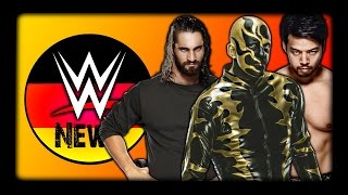 Goldust Return heute Nacht? Terrorgefahr Update! Rollins uvm. (Wrestling News Deutsch/German)