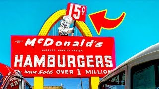 10 Facts About The OLDEST McDonald's In The World