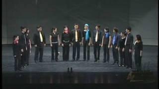 2004第四屆台灣重唱大賽—Chorphilia--Mentre il cuculo il suo suo cantava