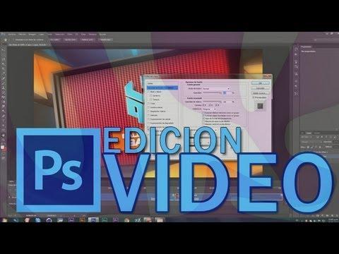 Photoshop Cs6 Editar Videos Y Agregar Efectos Quick Tips 1 Youtube
