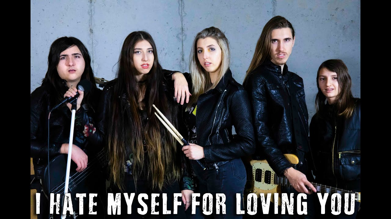 I Hate Myself For Loving You - Liliac (Official Cover Music Video)