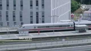 Akte D (2) - Das Kriegserbe der Bahn -- VÖ: 20.10.2014