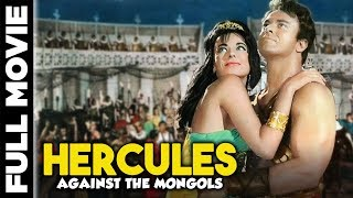 Hercules Against The Mongols (1963) | Maciste Contro I Mongoli | Italian Peplum Film | Mark Forest