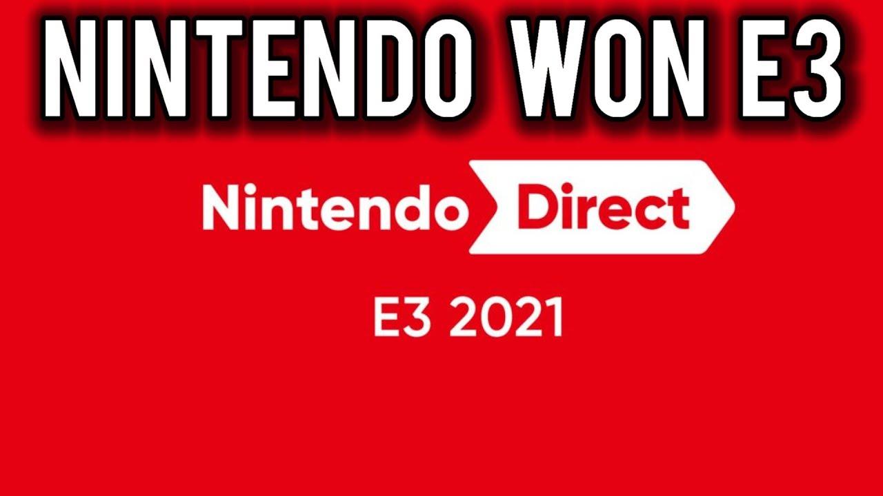 Nintendo won E3 2021....   MVG
