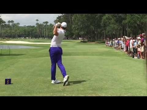 A 300 yard 1 IRON?! Rory McIlroy at 2017 Players Championship!!!