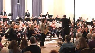 Hot-Sonate: Lydia Kenny with GSO 2018
