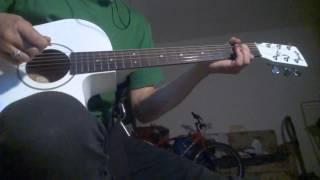 Оригами - В сердце моём (Guitar Cover)