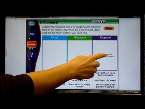 Map skills the world interactive whiteboard software youtube map skills the world interactive whiteboard software gumiabroncs Images