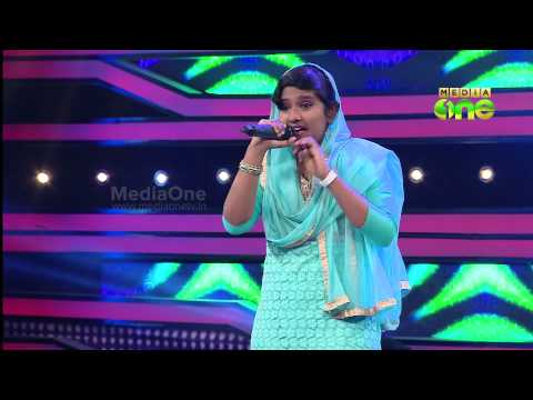 Pathinalam Ravu Season2 (Epi73 Part1) Fathima Fidha comes with a beautiful song 'Hajjinte Ravil..'