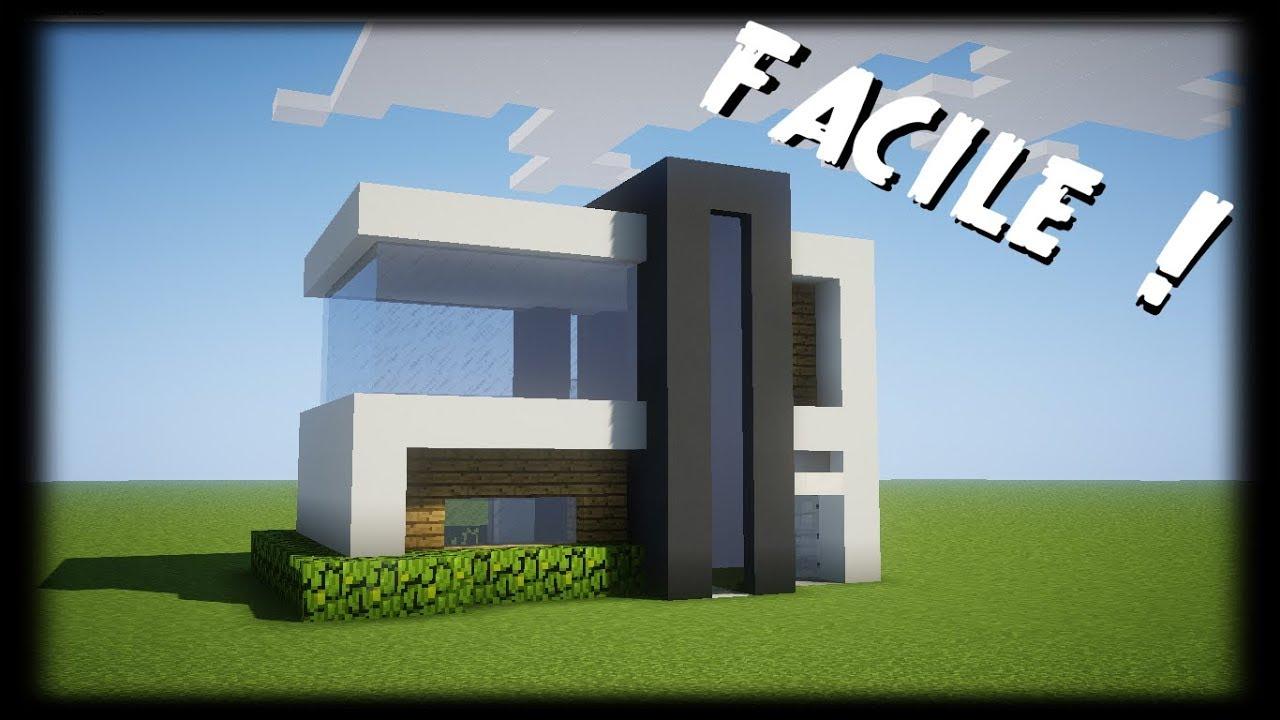 Minecraft: comment construire une belle maison moderne ...