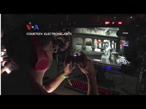 video game terbaru didominasi sekuel liputan tekno voa