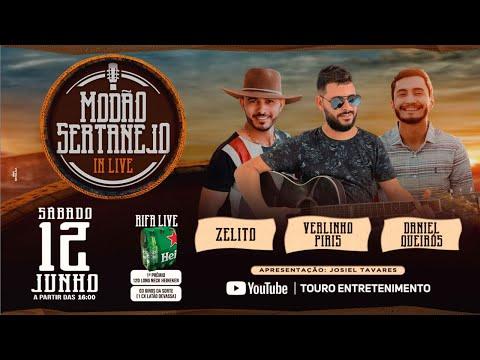 LIVE Modão Sertanejo
