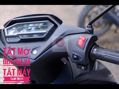 Honda Winner X 2019 Làm Công Tắc Mở đèn Và Nút Tắt Máy Tạm Thời