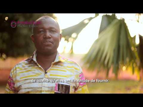 PlaNet Finance International Microentrepreneurship Awards 2013 - Ghana