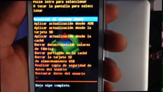 hard reset alcatel pop c5