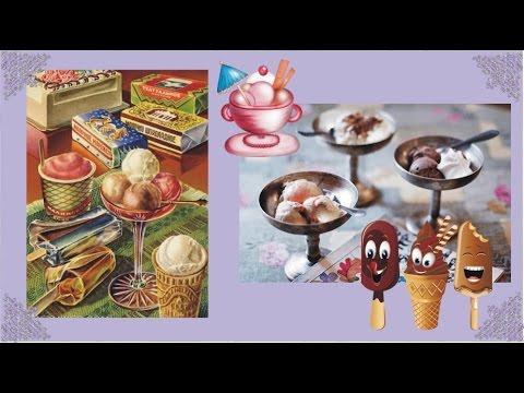 рецепт Сливочное советское мороженое