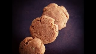Tea Time Cookies Recipe ( How To Make Chai Tea Cookies)