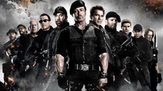 EXPENDABLES 3 New Trailer Hits The Web - AMC Movie News