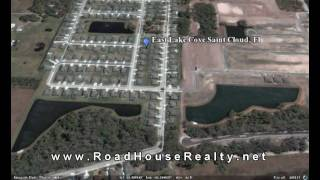 East Lake Cove Saint  Cloud, FL 3-D Google Earth Tour