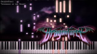 [Piano Cover] DragonForce -