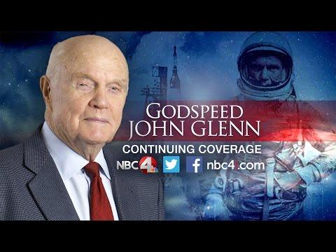 LIVE: John Glenn Memorial Service