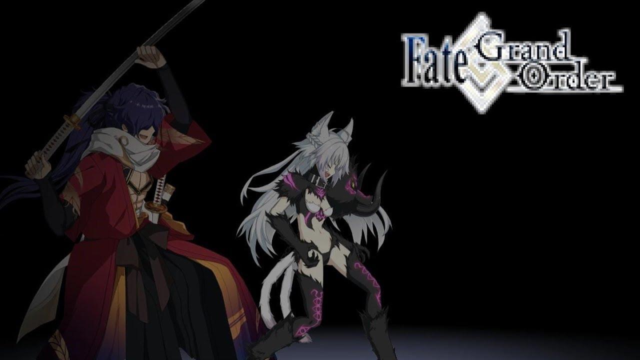 FGO Anastasia ~ Okada VS Atalanta Alter - YouTube