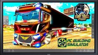 ДОЖДАЛСЯ! СОБРАЛ ПК ДЛЯ Euro Truck Simulator 2   [17]