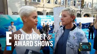 Ellen DeGeneres Puts Her Memory to the Test | E! Live from the Red Carpet