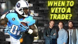 When to veto a trade? - The Fantasy Footballers