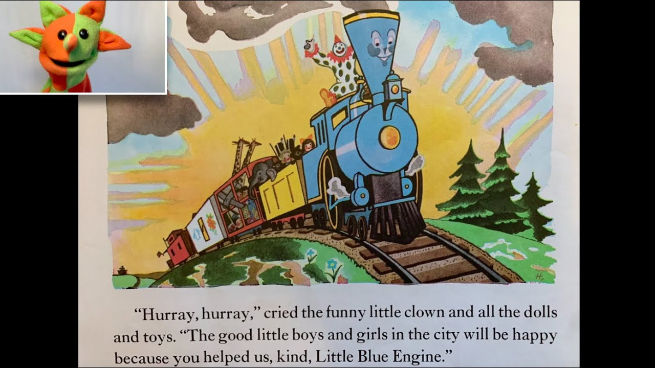The Little Engine That Could (by Watty Piper)
