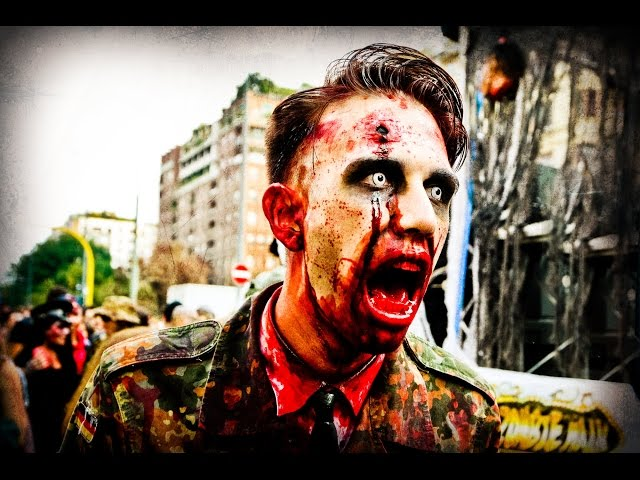Zombie Walk Official Aftemovie -10 Ottobre 2015, Milano-
