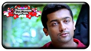 Vaaranam Aayiram Movie | Scenes | Suriya tries to impress Sameera Reddy | Simran | Ramya