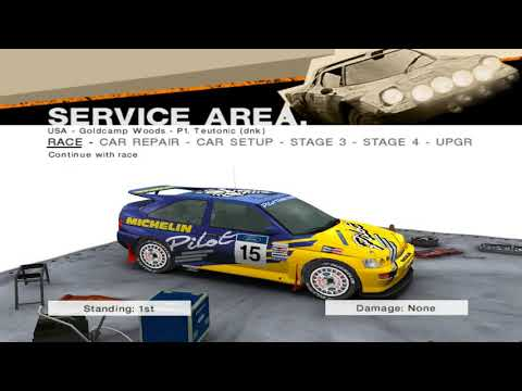 Colin Mcrae Rally 2005 #31 Legends of Rally Championship 1/6