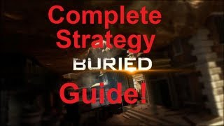 Complete Strategy Guide For Buried! - Solo, 2 player, 3 player, and 4 player Strategies!