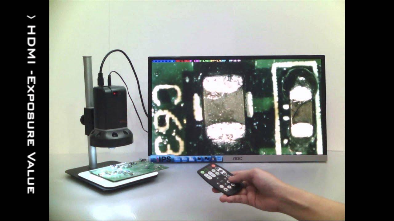 Mikroskop cyfrowy vitiny digi um youtube
