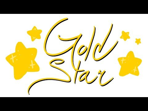 One Gold Star For Me  Animation