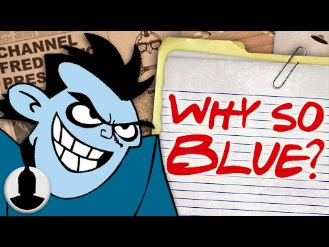 Why is Dr. Drakken's Skin Blue? Kim Possible Cartoon Conspiracy (Ep. 147)