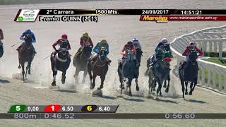 Vidéo de la course PMU PREMIO QUINN