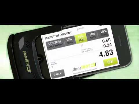 Phone Swipe Credit Card Processing On Your Smartphone