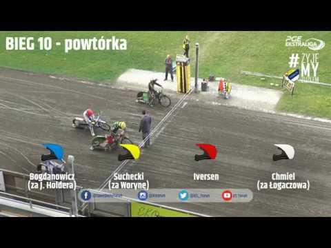 Trening punktowany: Get Well Toruń - ROW Rybnik (wszystkie wyścigi)