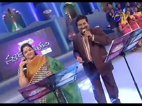 Swarabhishekam - Mano,Chithra Performance - Priya Priyatama Ragalu Song - 31st August 2014