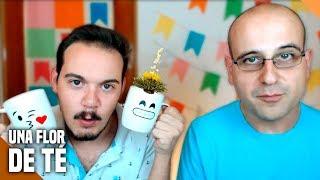 Una flor de té - (Catando té) - La subred de Mario